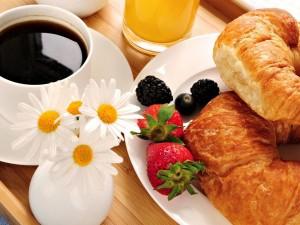 afbeelding ontbijt
