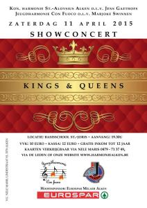 Poster Showconcert Alkena
